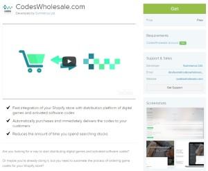 15 - app codeswholesale
