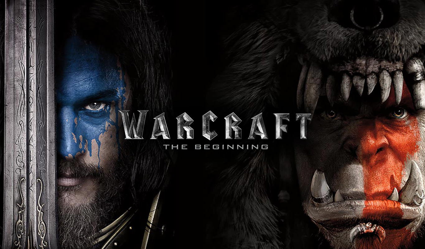 The release of Warcraft: The Beginning and how it will affect video game sales