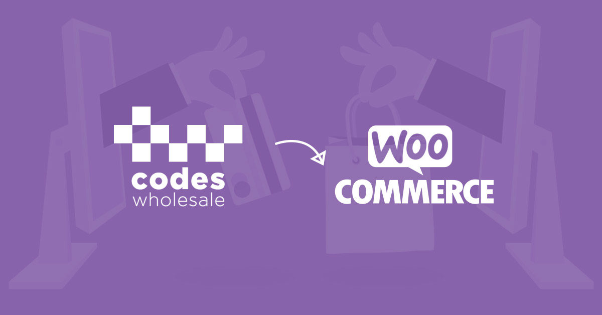 4 steps to install the CodesWholesale plugin for Woocommerce