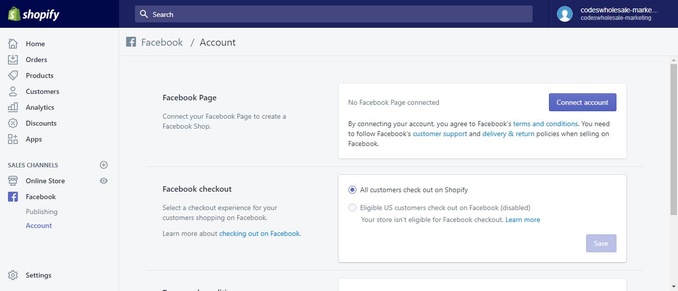 Shopify facebook app 3