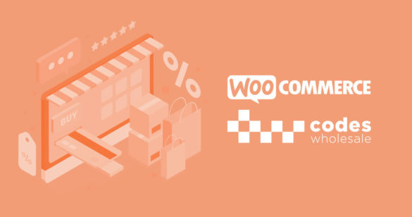 codeswholesale plugin for woocommerce