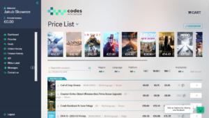 wholesale directories screenshots - codeswholesale
