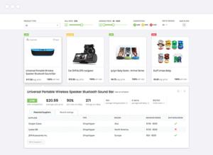 wholesale directories screentshots - salehoo