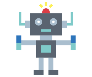 workaholic robot