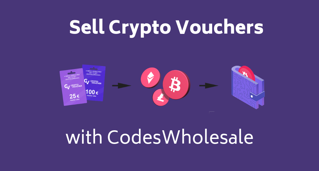 Expand your product range with Crypto Voucher