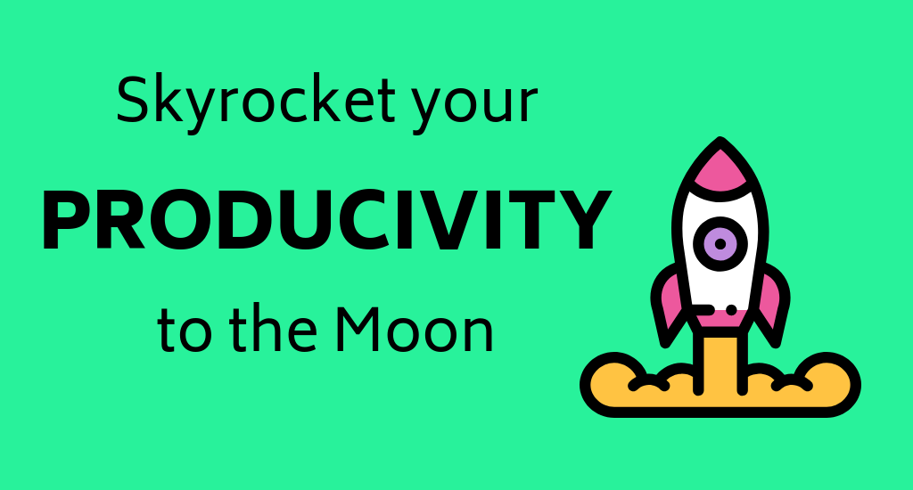 Skyrocket your eCommerce business productivity